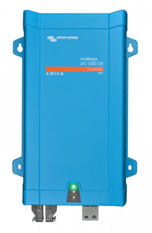 PMP242120000 MultiPlus 24/1200/25-16, měnič napětí / nabíječ / UPS, 12V 1200VA 25A