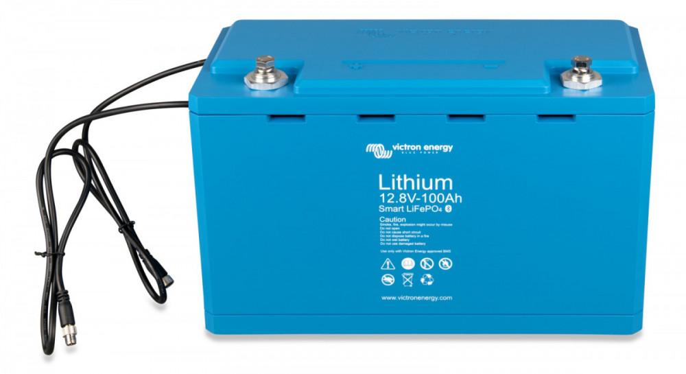 LiFePO4 12,8V 100Ah SMART BAT512110610