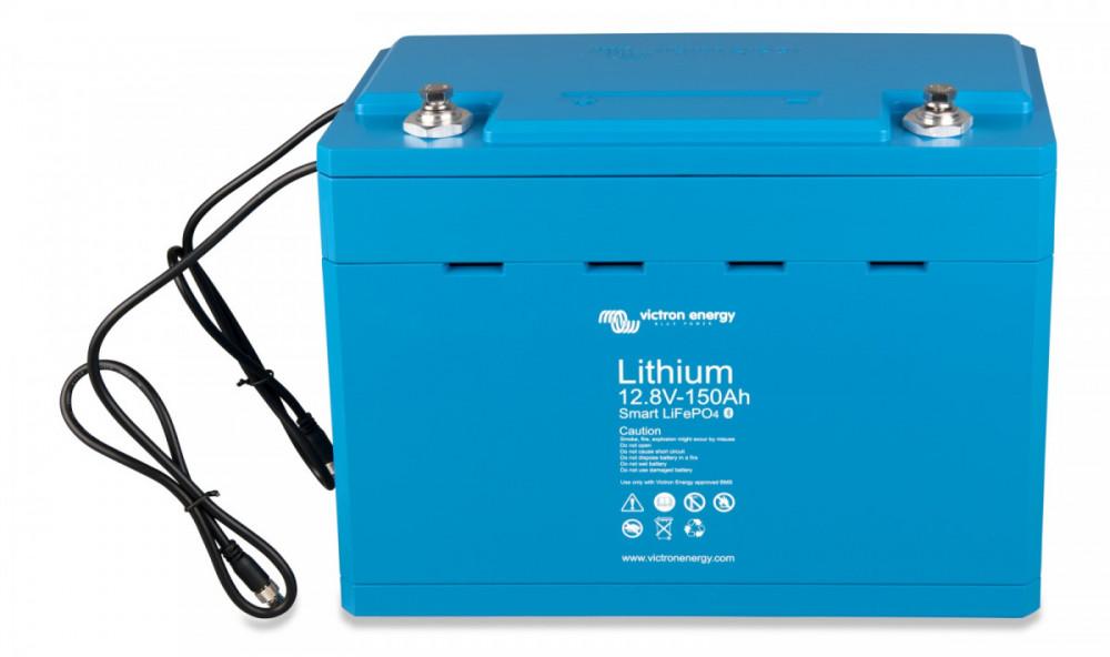 LiFePO4 12,8V 150Ah SMART BAT512115610 obr 2