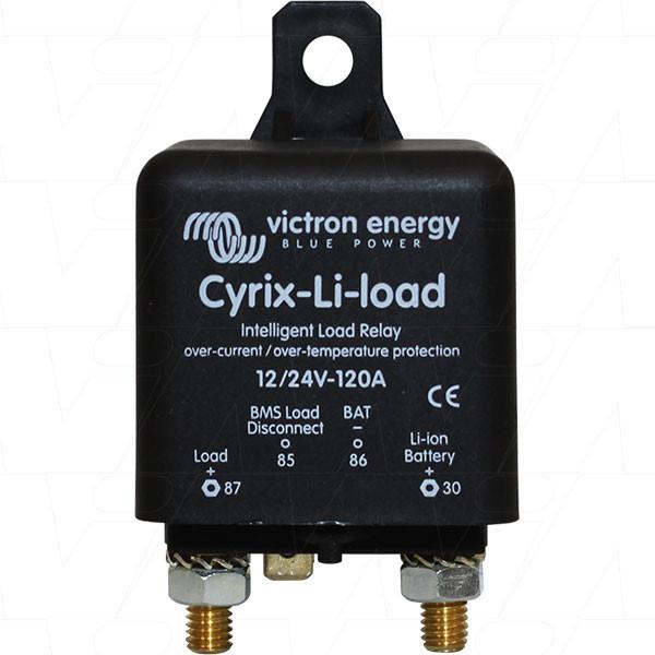 Cyrix-li-load 12/24V 120A, CYR010120450