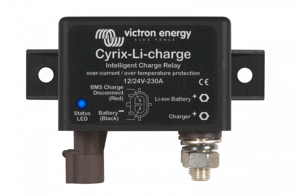 Cyrix-li-charge 12/24V 230A, CYR010230430