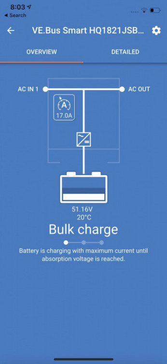 VE.Bus Smart dongle Bluetooth č.4