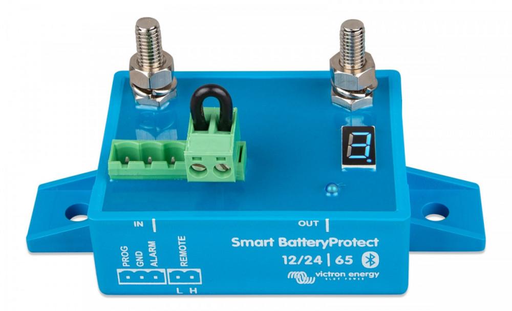 Podpěťová ochrana SMART BP-65i 12/24V 65A Victron Energy