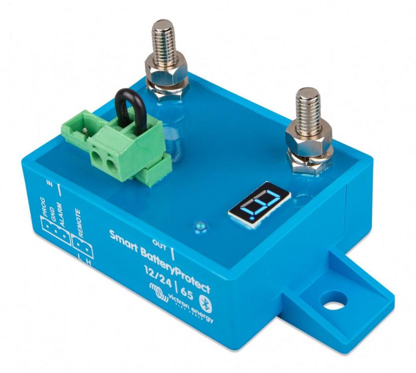 Podpěťová ochrana SMART BP-65i 12/24V 65A Victron Energy obr 2