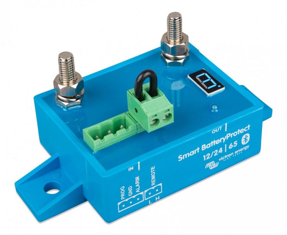 Podpěťová ochrana SMART BP-65i 12/24V 65A Victron Energy obr 3