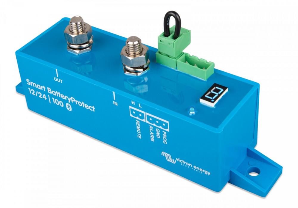 Podpěťová ochrana SMART BP-100i 12/24V 100A
