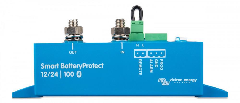 Podpěťová ochrana SMART BP-100i 12/24V 100A obr 2