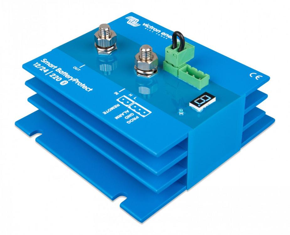Podpěťová ochrana baterie SMART BP-220i 12/24V 220A