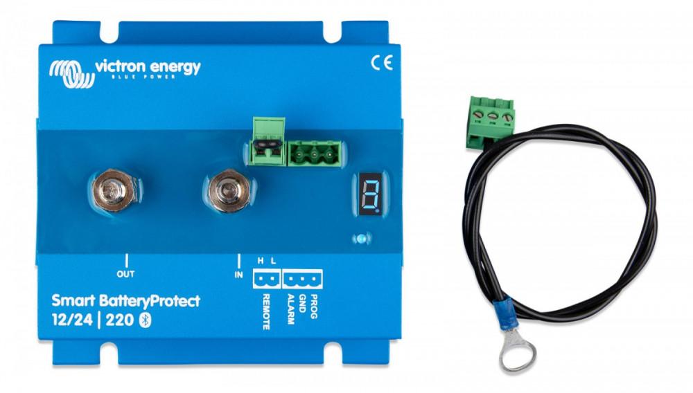 Podpěťová ochrana baterie SMART BP-220i 12/24V 220A obr3