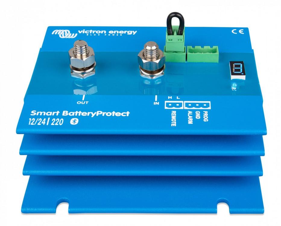 Podpěťová ochrana baterie SMART BP-220i 12/24V 220A obr4