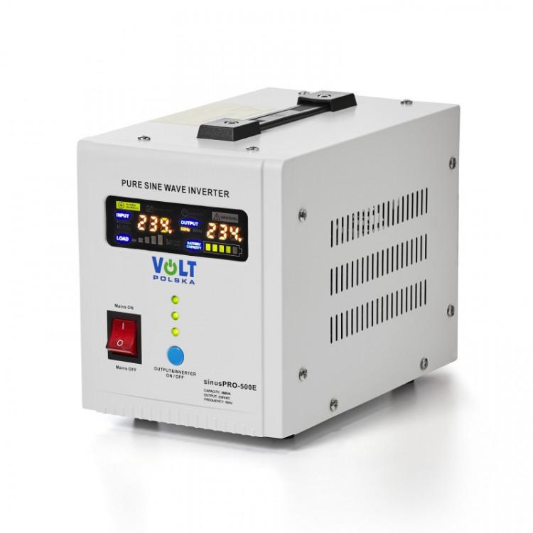 Záložní zdroj SinusPRO-500E 12V 350W 500VA č.1