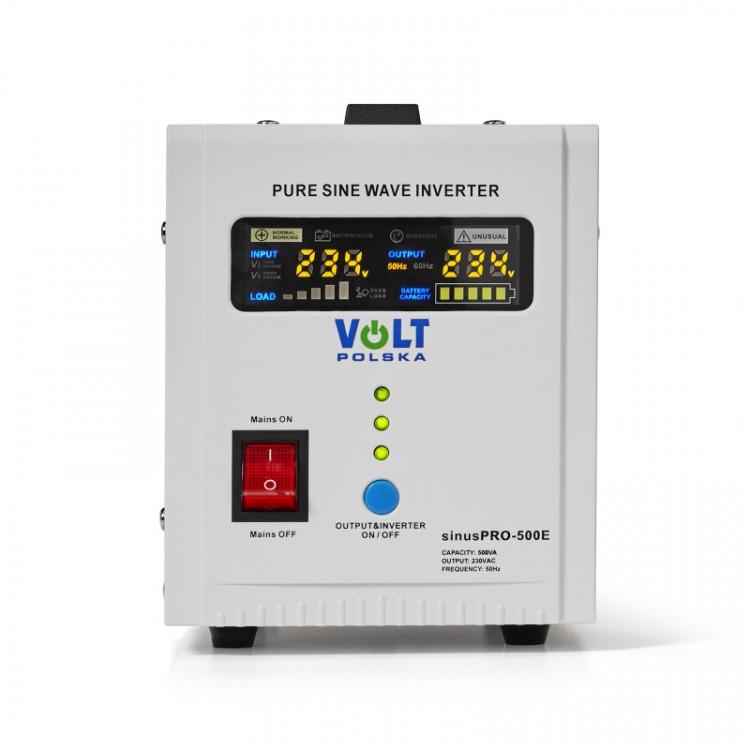 Záložní zdroj SinusPRO-500E 12V 350W 500VA č.2