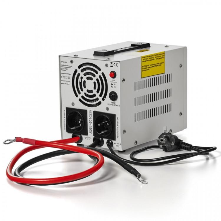 Záložní zdroj SinusPRO-500E 12V 350W 500VA č.3