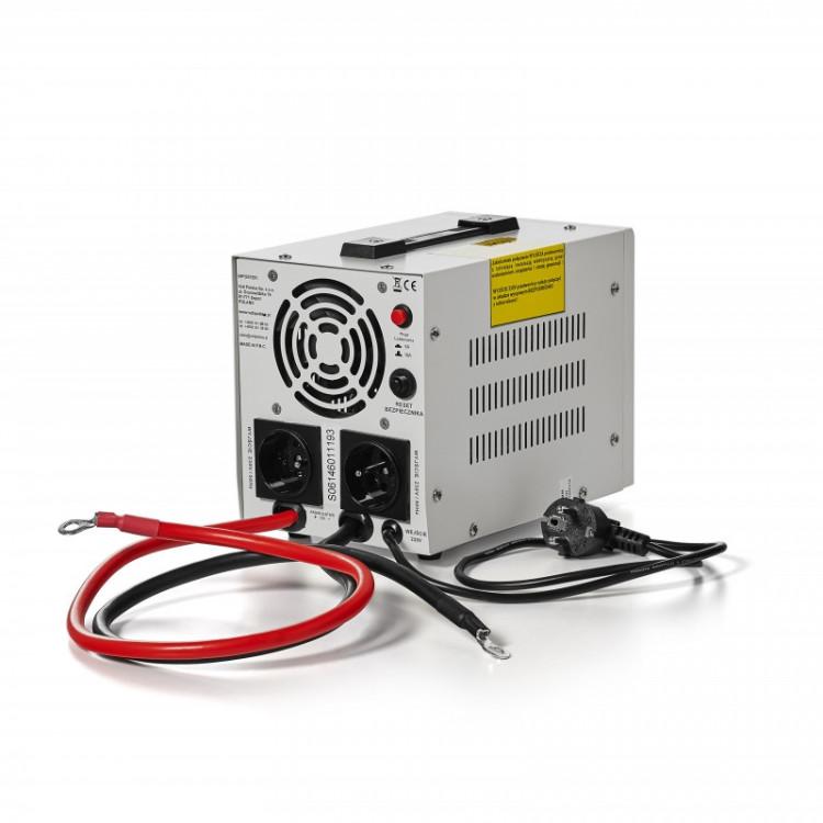 SinusPRO - 800E, záložní zdroj, 12V 500W 800VA obr 3