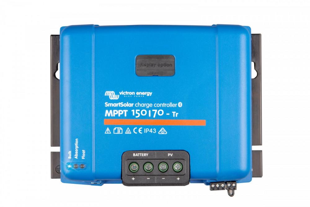 SmartSolar MPPT 150/70-Tr, regulátor 12/24/48V 70A 150V s Bluetooth