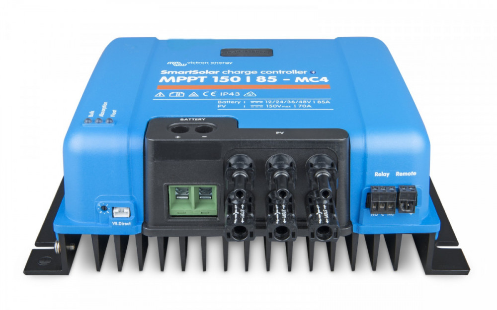 SmartSolar MPPT 250/85-MC4 obr 2