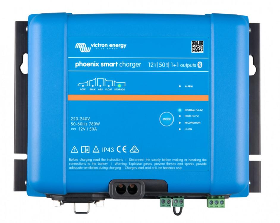 Phoenix SMART IP43 24V 25A (1+1) nabíječka baterií, PSC242551085, ilustrativní foto