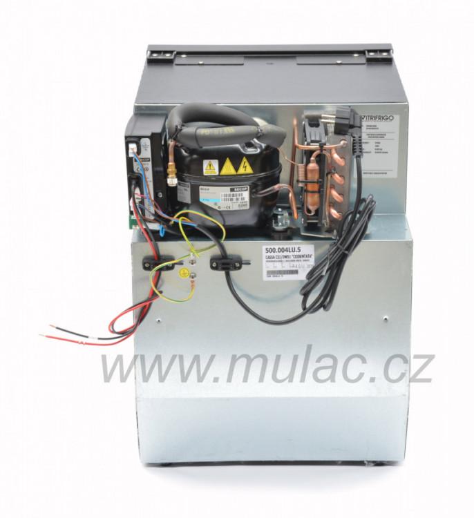 ilustrační obrázek, vidlice 230V u této chladničky není