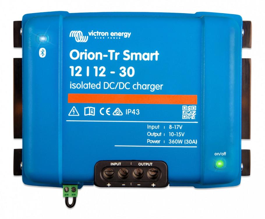 Orion-Tr 24/12-30A SMART DC/DC nabíječ izolovaný ORI241236120, ilustrační foto