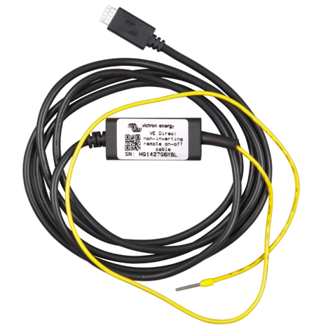VE.Direct non inverting remote on-off cable č.1