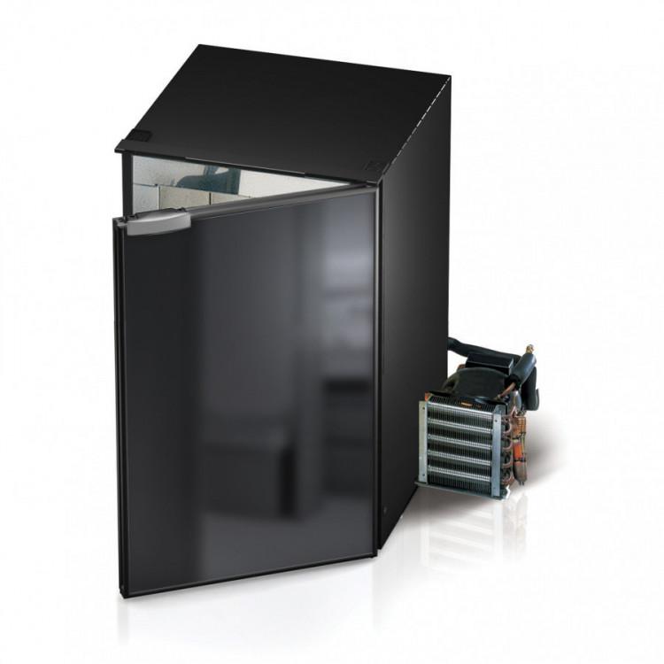 Vitrifrigo vestavný kompresorový mrazák, nerezový interier, objem 56 litrů, 12/24V DC