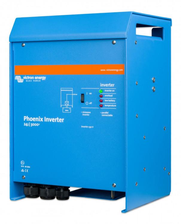 Victron Energy Phoenix Inverter 48/3000, měnič napětí sínus, DC/AC, ilustrační obrázek