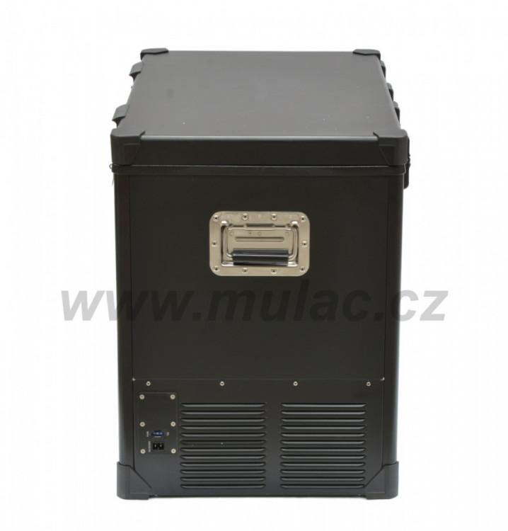 TB100 STEEL OFF Indel B kompresorová autochladnička, 100L, 12/24V č.3