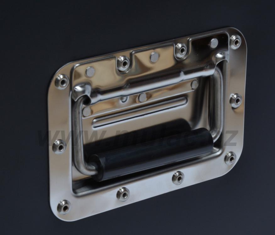 TB100 STEEL OFF Indel B kompresorová autochladnička, 100L, 12/24V č.7