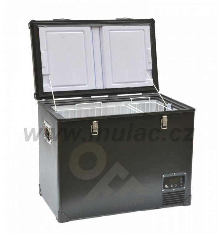 TB100 STEEL OFF Indel B kompresorová autochladnička, 100L, 12/24V č.5