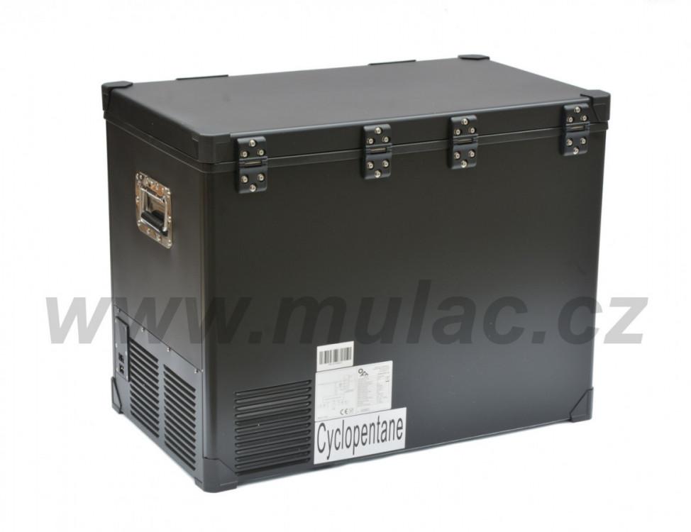 TB100 STEEL OFF Indel B kompresorová autochladnička, 100L, 12/24V č.4