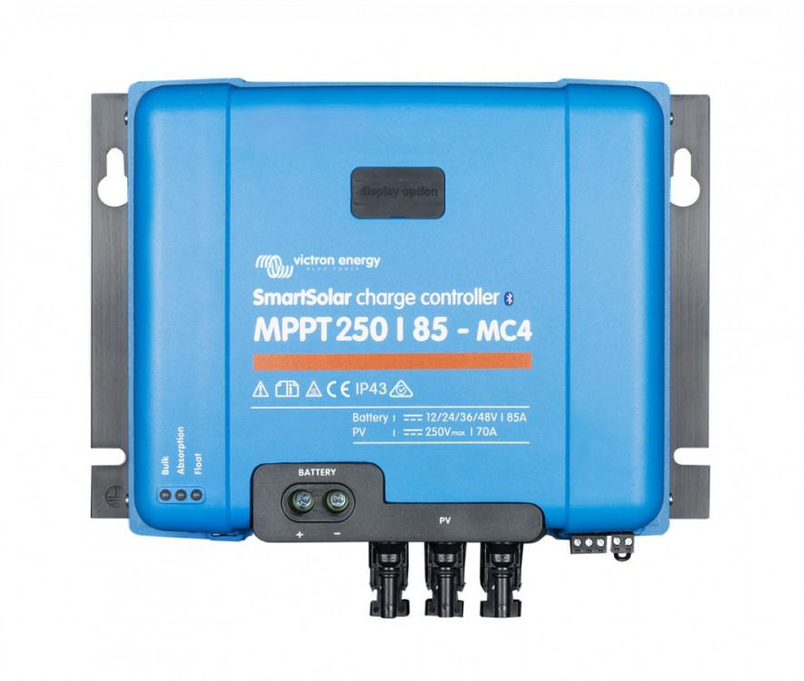 SmartSolar MPPT 250/85-MC4 VE.Can, 12/24/48V 85A 250V s Bluetooth č.1