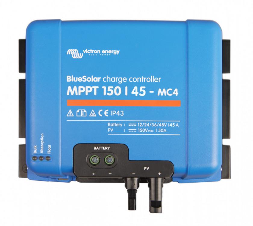 BlueSolar MPPT 150/45-MC4 45A 150V Victron Energy