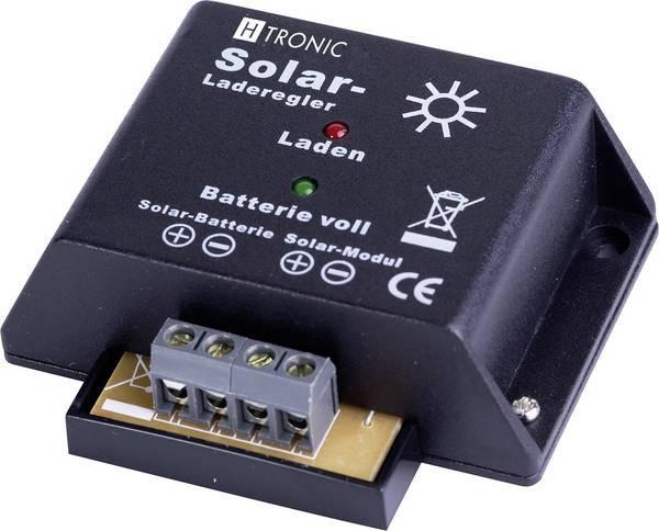 SL53 H-Tronic solární regulátor