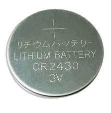 CR2430 lithiová baterie, HQ2430 č. 1