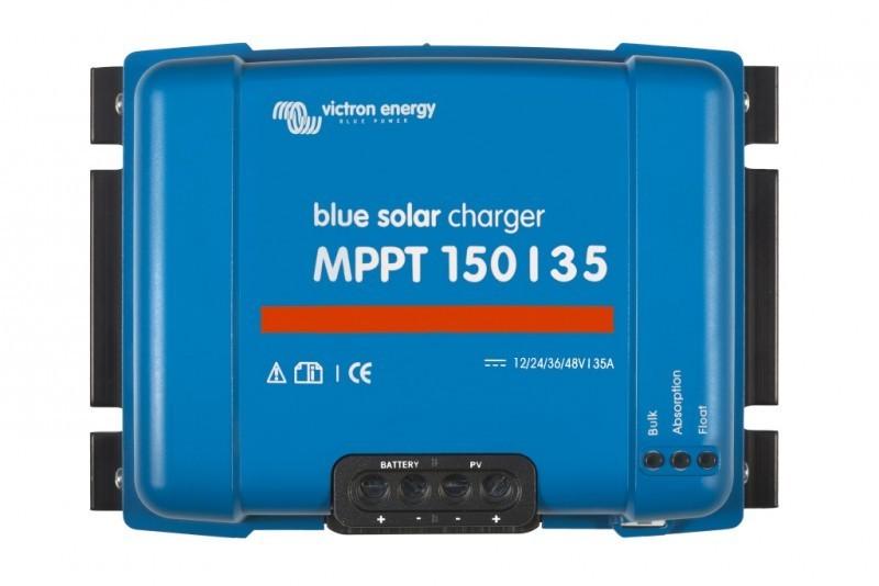 Solární regulátor MPPT 150/35 Blue Solar 35A 150V č. 1