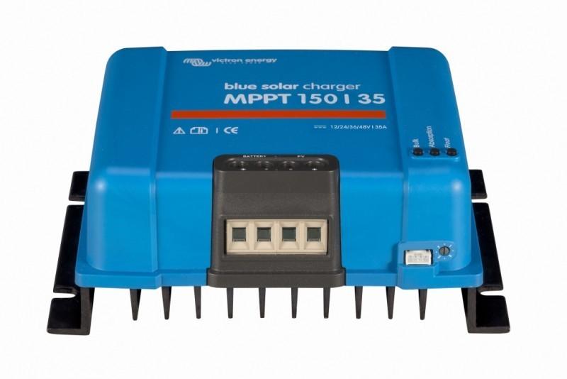 Solární regulátor MPPT 150/35 Blue Solar 35A 150V č. 2