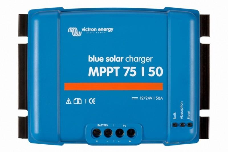 Solární regulátor MPPT 75/50 Blue Solar 50A 75V č. 1