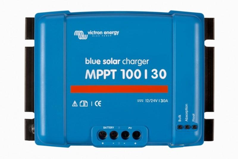 Solární regulátor MPPT 100/30 Blue Solar 30A 100V č. 1