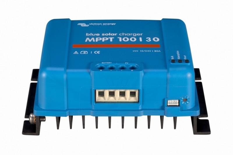 Solární regulátor MPPT 100/30 Blue Solar 30A 100V č. 3