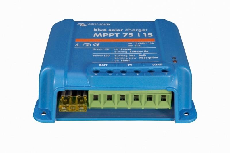 BlueSolar MPPT 75/15, solární regulátor 12/24V 15A 75V č. 2