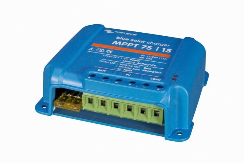 BlueSolar MPPT 75/15, solární regulátor 12/24V 15A 75V č. 3