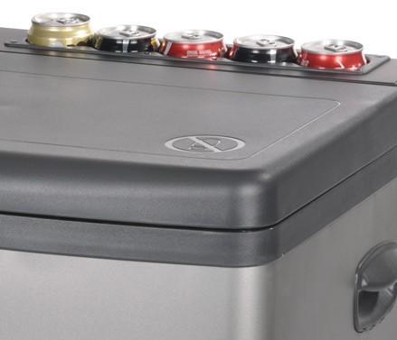 TB55A kompresorová autochladnička Indel B 12/24/230V 55 litrů č. 3