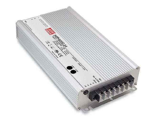 HEP-600C-12 odolný nabíječ 12V 35A do drsného prostředí č. 1