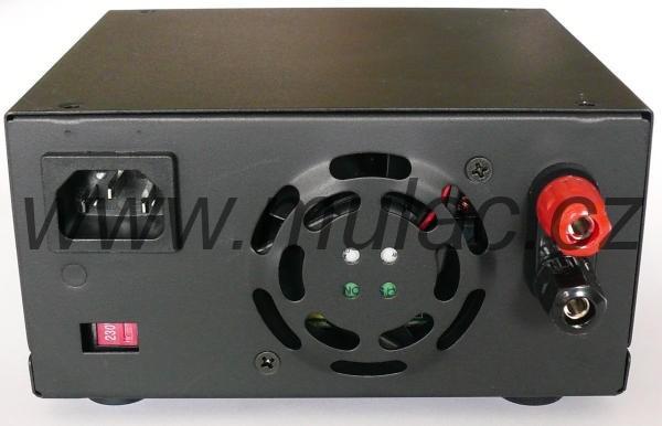Zdroj Meanwell 27V/4A 108W (pro 24V baterie) ESC-120-27 č. 2