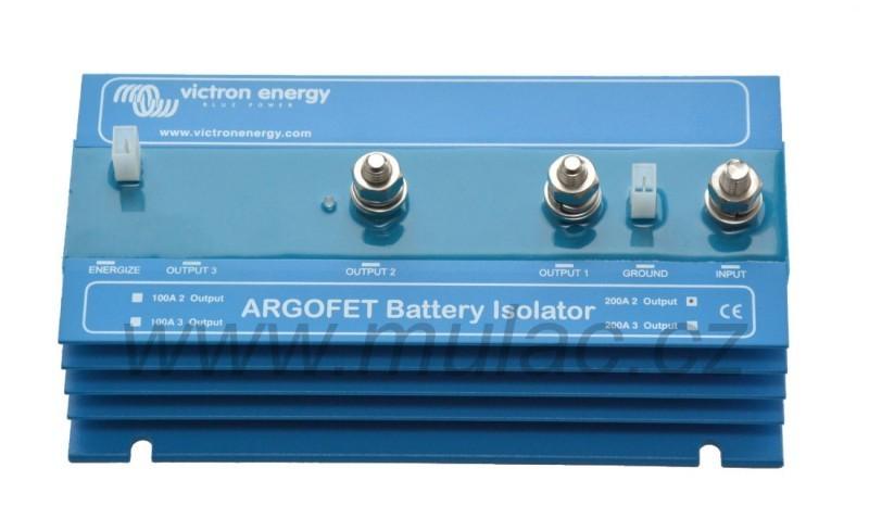 Argofet 200-2, FET oddělovač dvou baterií č. 1