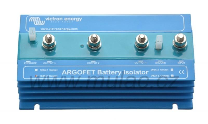 Argofet 100-3, FET oddělovač tří baterií č. 1