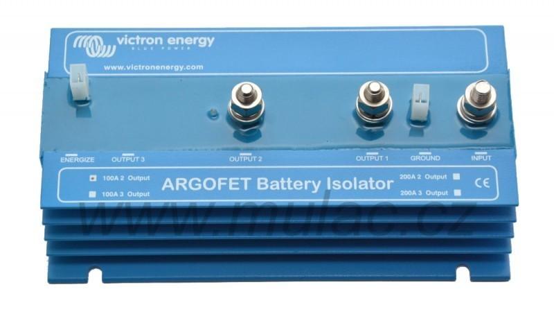 Argofet 100-2, FET oddělovač dvou baterií č. 1