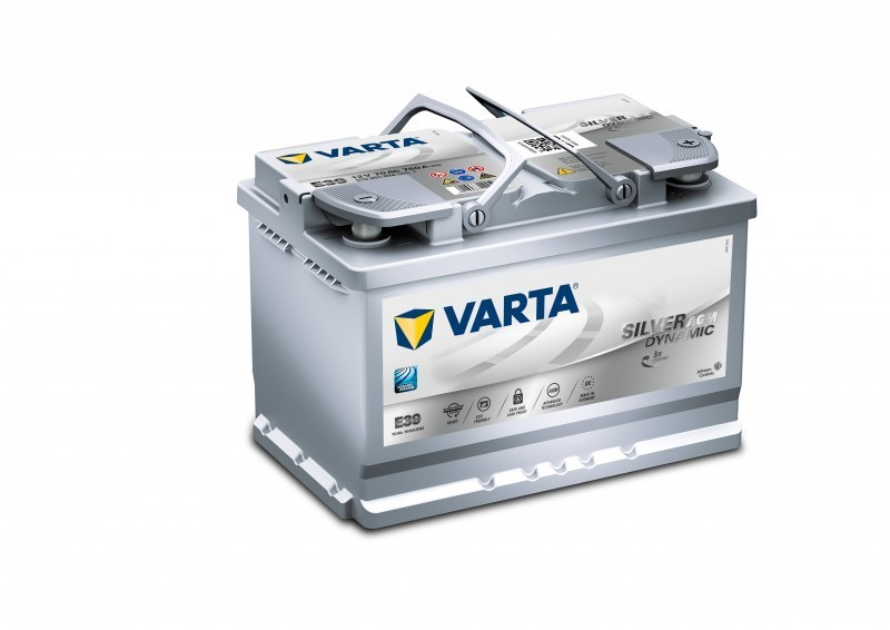 Autobaterie 570901 12V 70Ah Varta AGM START-STOP č. 1