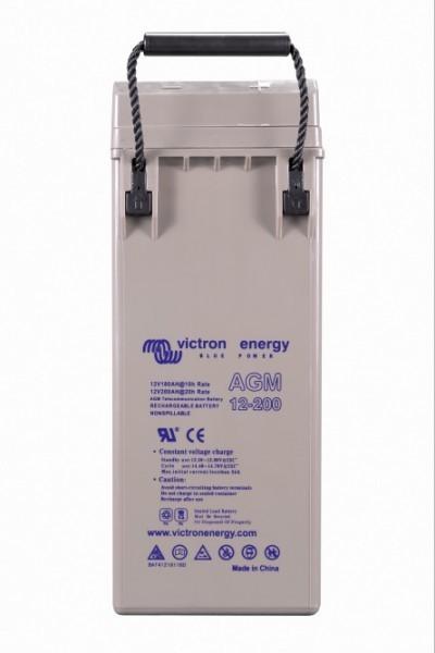 Baterie pro telekomunikace 12V 200Ah AGM Victron Energy č. 1
