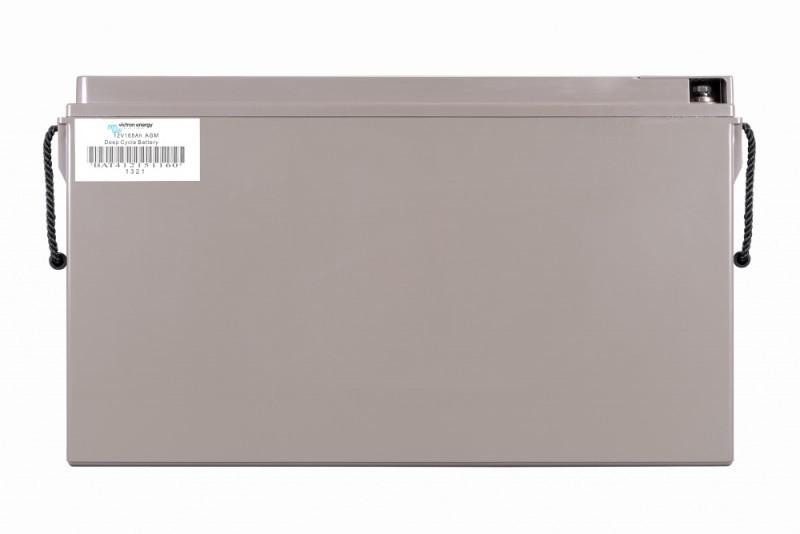 Baterie pro telekomunikace 12V 165Ah AGM Victron Energy č. 1